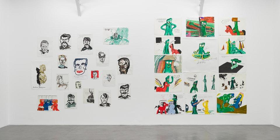 Raymond Pettibon Displays Clusters of New & Iconic Drawings at David Zwirner Paris