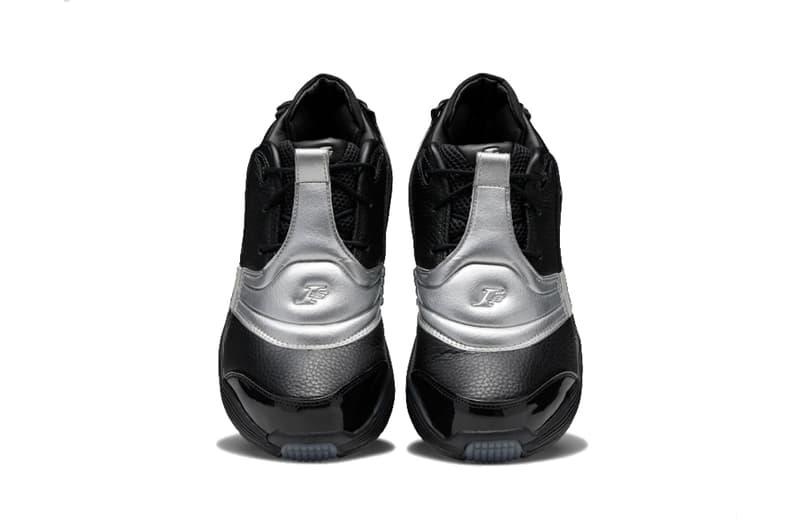 reebok answer 5 black silver allen iverson DV6960 release date