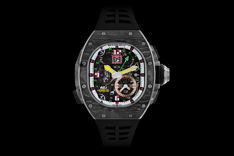 Richard Mille Continues Its Release of $1.2 Million USD Watches With New RM 62-01