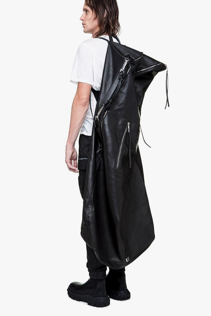 Rick Owens Larry Offthe Runway Megaduffle bags style