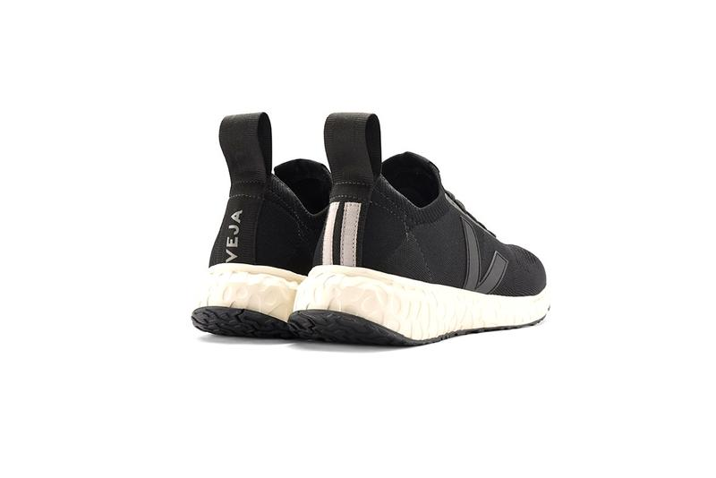 Rick Owens x Veja V-Knit sneaker where to buy price release 2019 collaboration
