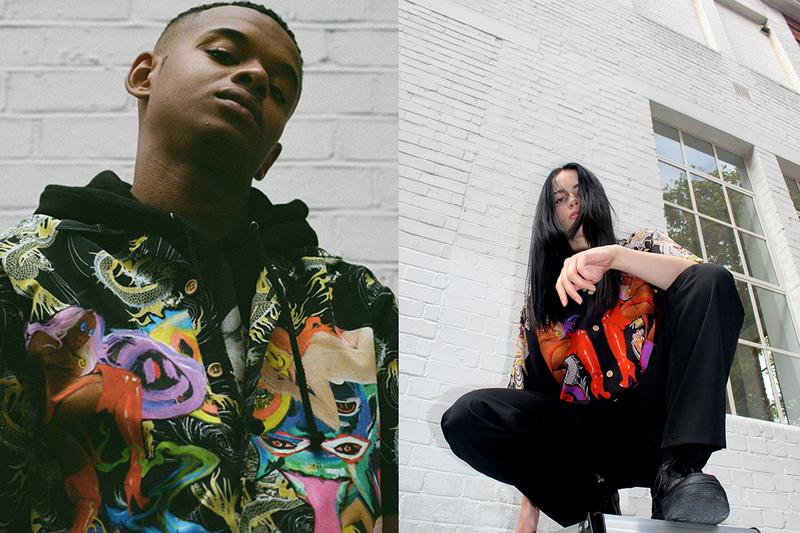 ROCKO & RIOT Grand Unveiling Fashion Brand Octavian Courtney MC Release Information First Look Announcement London Shoreditch Pop-Up Shop Stores Lookbooks