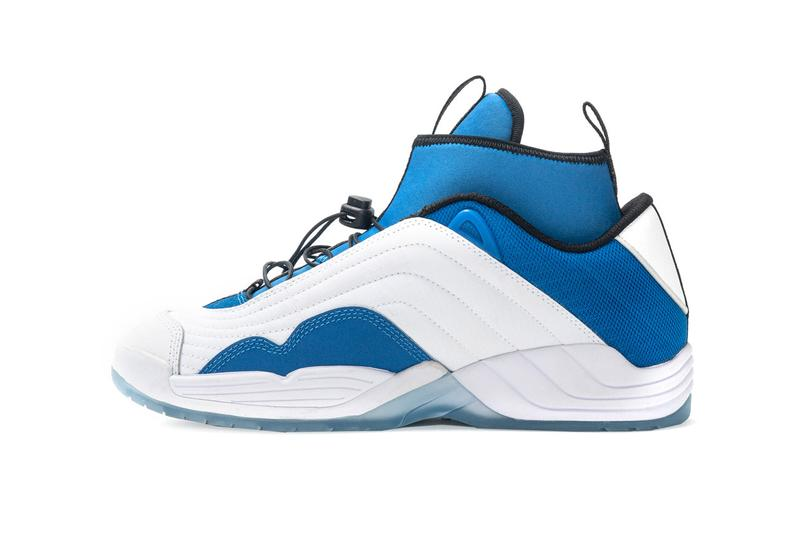ROKIT DC Shoes Release Scuba Williams OG Skate Shoe Basketball Influence NBA Reserve
