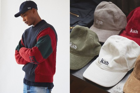 Ronnie Fieg Teases Pieces from Two Upcoming KITH Collabs