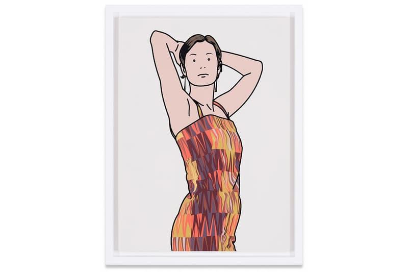Harajuku Art Auction Volume 2 Meguru Yamaguchi Madsaki Kyne Gokita Tomoo Gerhard Richter KAWS Andy Warhol Julian Opie Bansky Paintings Ba-Tsu Art Gallery
