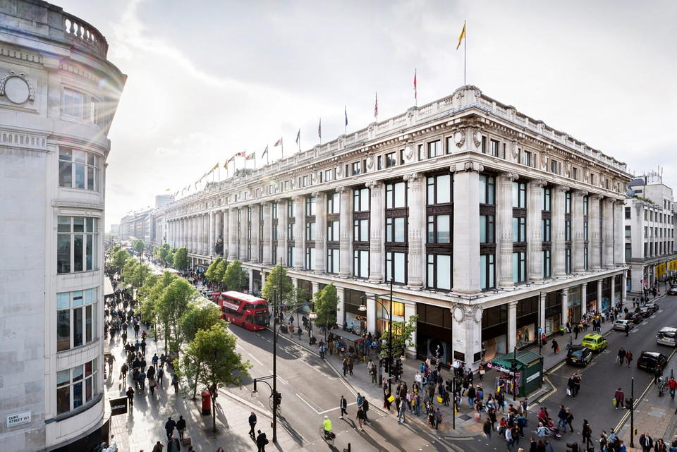 Selfridges' Costly Focus on Customer Experience Yields Decline in Operating Profits