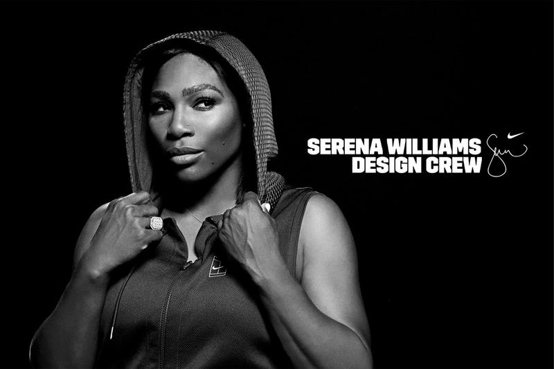 Serena Williams Nike Emerging New York City Designer Crew school college diversity harlem fashion row
