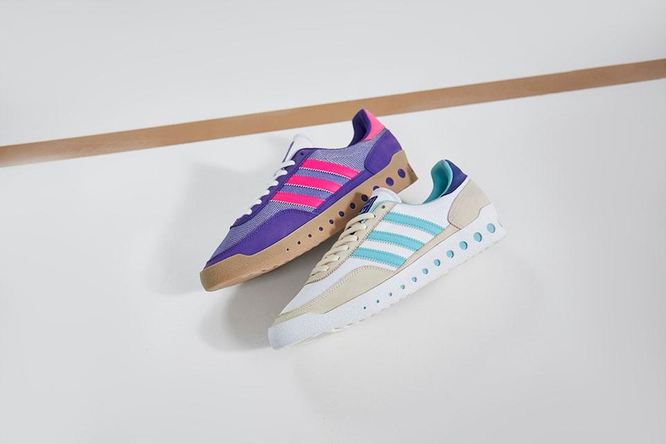 size? & adidas Originals Adorn Training PT With Iconic Album Cover Colorways