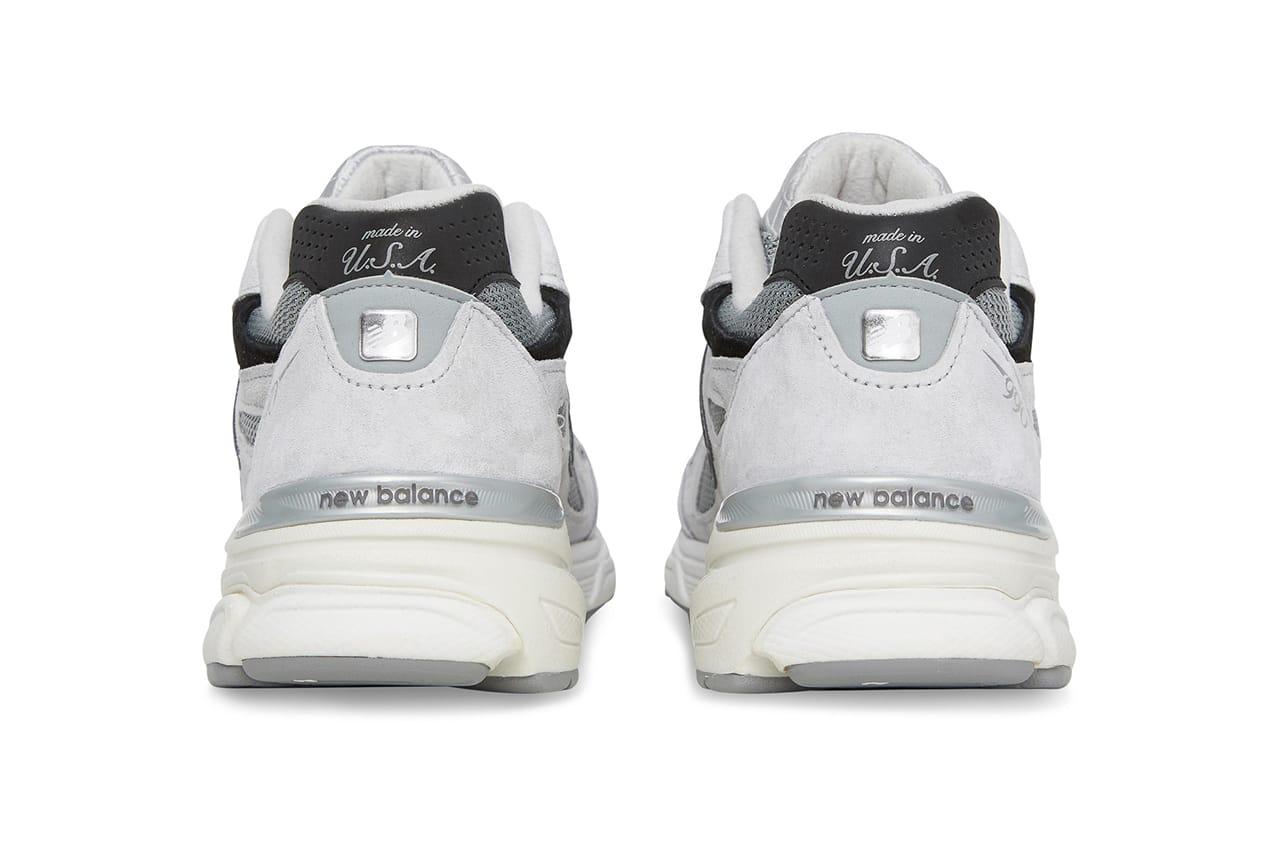 Slam Jam x New Balance 990v3 Sneaker