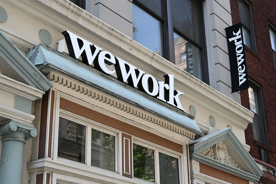 SoftBank Reportedly Plans to Take Control of WeWork With New Financing Package
