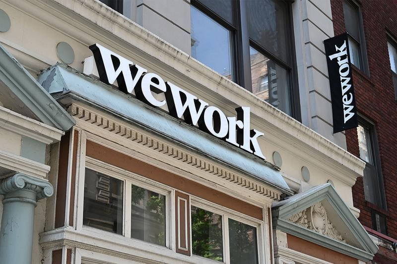 SoftBank Reportedly Takes Control of WeWork the we company adam neumann coworking space rental