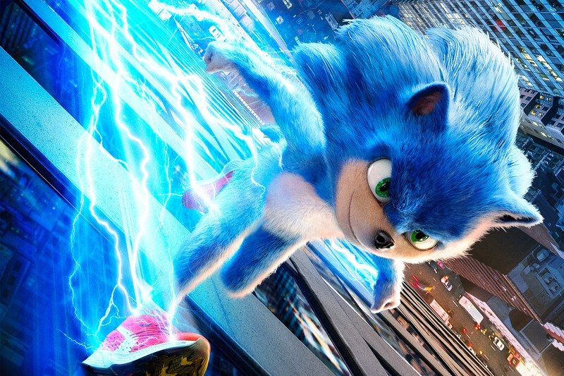 Images of the 'Sonic the Hedgehog' Movie Character Redesign Leaks