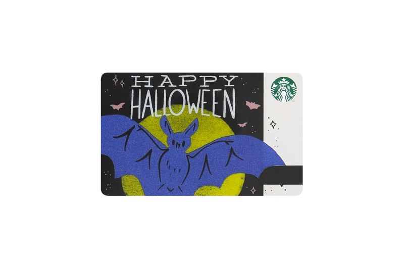 Starbucks Japan Halloween Capsule Info cups mugs cards black cat ghost pumpkin scary cute coffee