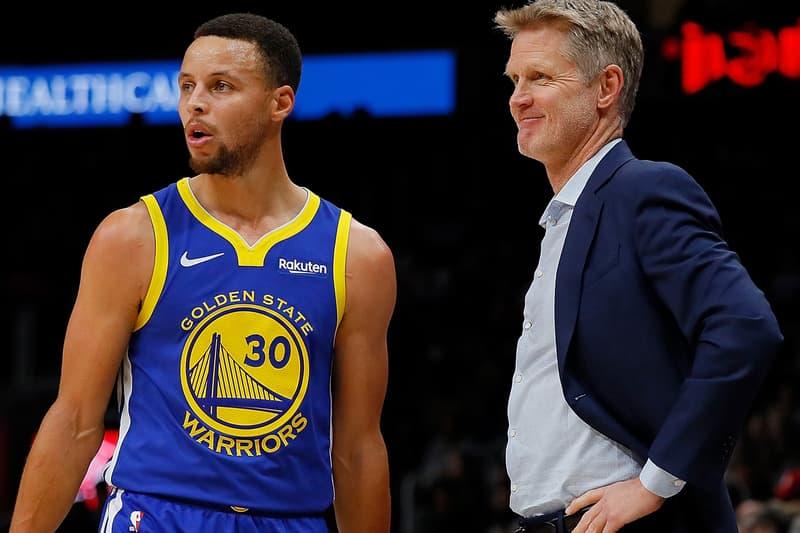 Steph Curry Responds to Michael Jordan Hall of Fame Comment MJ Nike Jordan brand Steve Kerr  Golden State Warriors Raptors Doc Rivers Pippen Kawhi Leonard