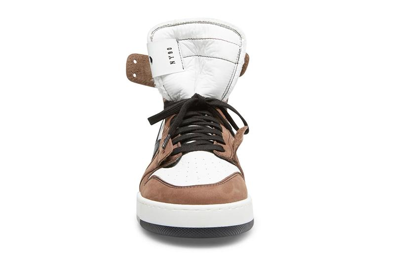Steve Madden Travis Scott Off White Air Jordan 1 Rip Off Copy Malone