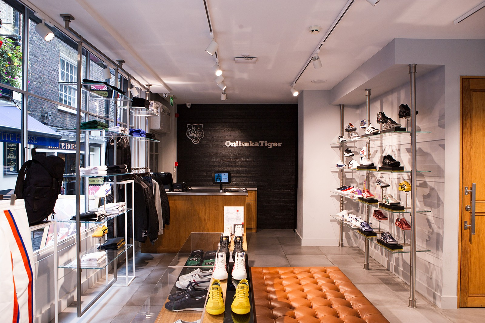 Guide Best Stores in London's Newburgh Quarter Levi's Vintage The Great Frog Onitsuka Tiger C.P. Company