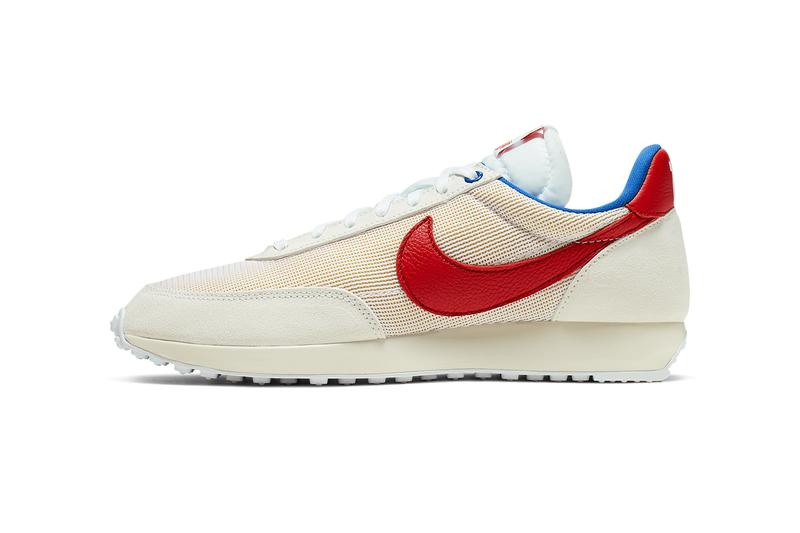 stranger things nike collection sneakers footwear hawkins high school summer of 77 upside down restock release date info photos cortez blazer mid tailwind 79