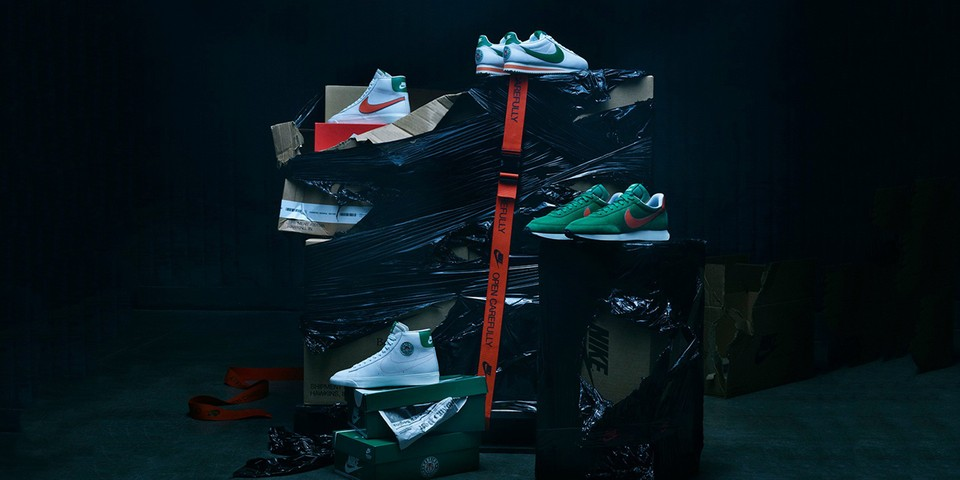 The Entire 'Stranger Things' x Nike Collection Is Restocking Tomorrow