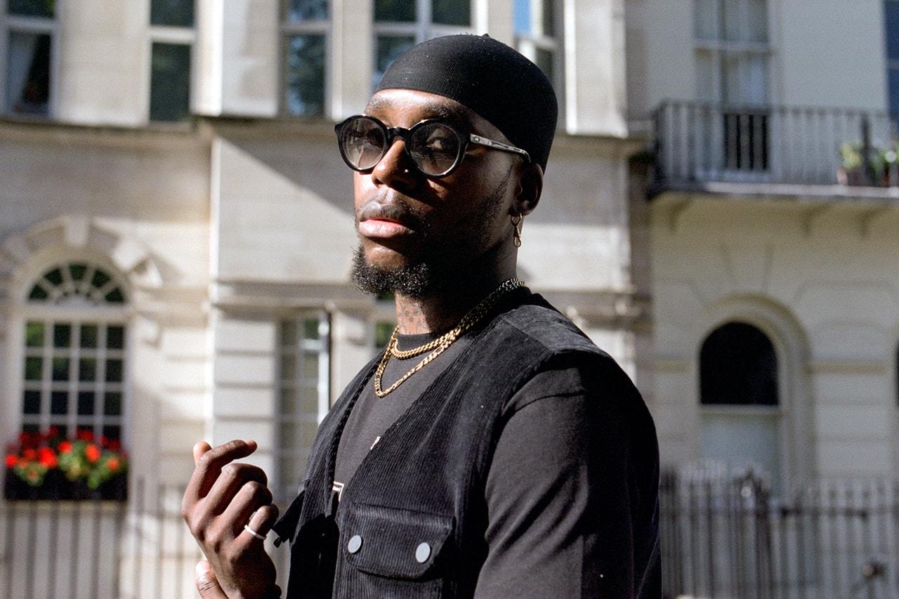 Streetsnaps Style Street Che Lingo Musician Artist UK Rap Mennace Soho House Jazz Cafe Mahalia Skinnyman Sway So Solid interview snaps