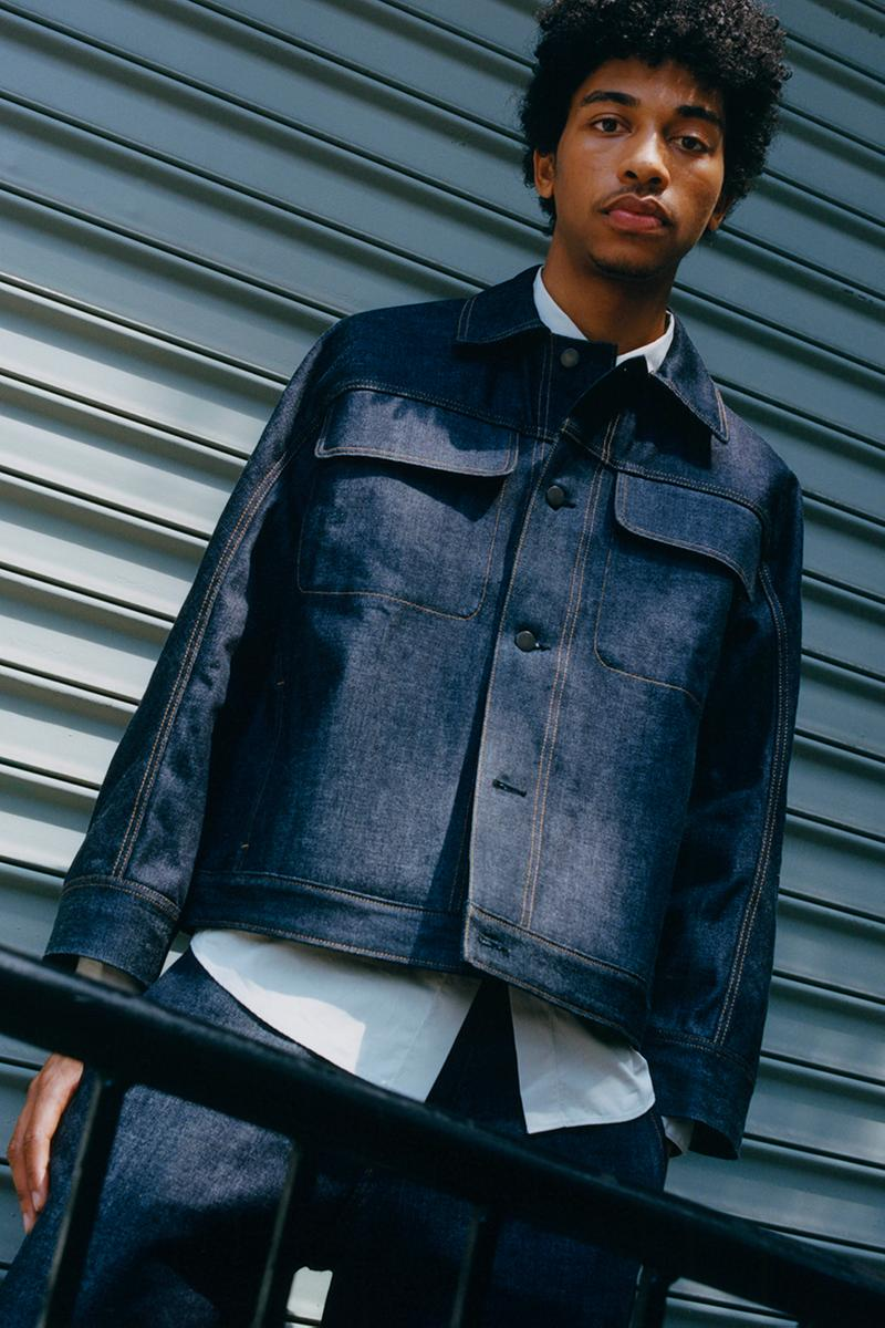 studio nicholson made in japan snjp fall 2019 collection one nick wakeman unisex buy cop purchase fashion release information sirui ma