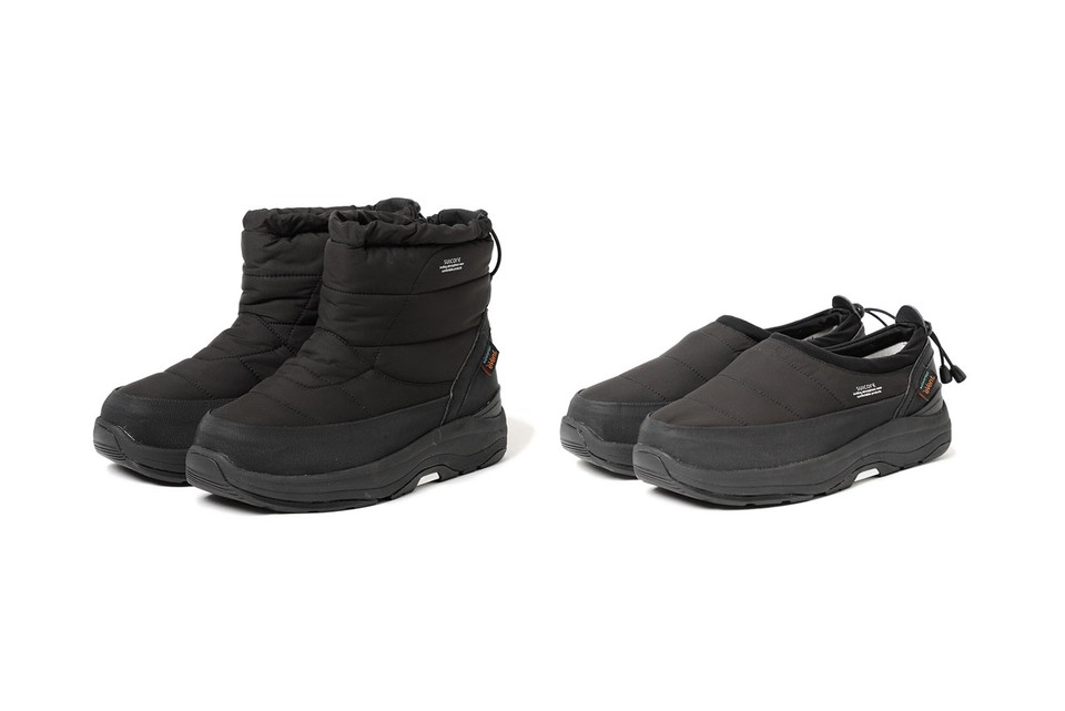 BEAMS Recruits Suicoke for Exclusive FW19 Padded Footwear
