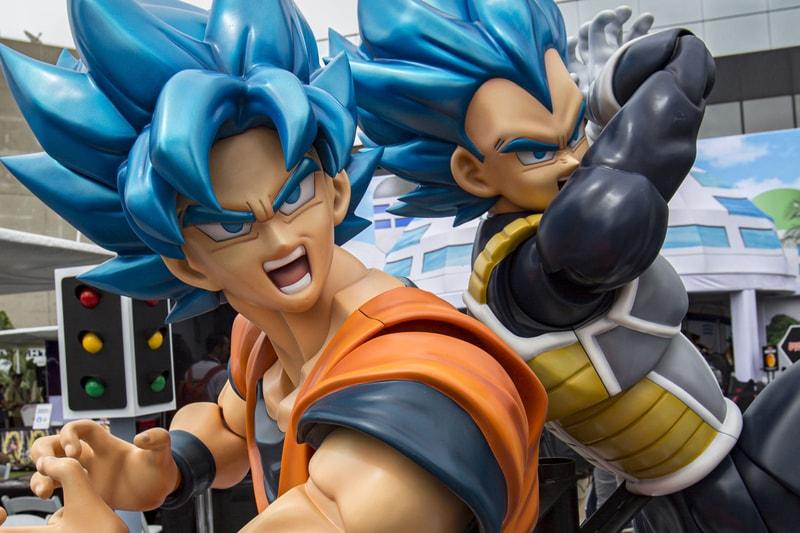 Latest 'Super Dragon Ball Heroes' Opening Reveals Super Saiyan God Trunks
