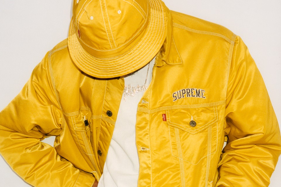 Supreme x Levi's Fall/Winter 2019 Collection