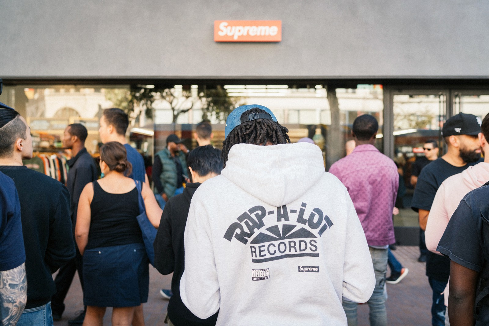 Supreme San Francisco Opening Party Inside Look Line Up Release info location open When Where James Jebbia Jason Dill Tremaine Emory