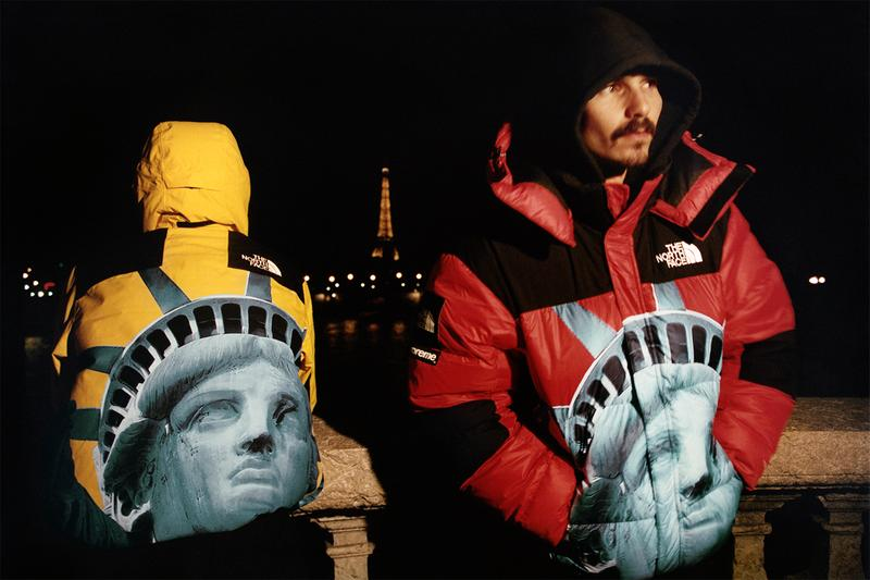 Supreme x The North Face Fall/Winter 2019 Collection