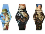 Swatch Joins Louvre Museum for Art-Filled Watch Collection