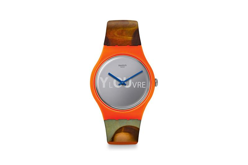 Swatch x Louvre Museum Watch Collection Release Leonardo da Vinci Guido Reni Frans Pourbus the Younger