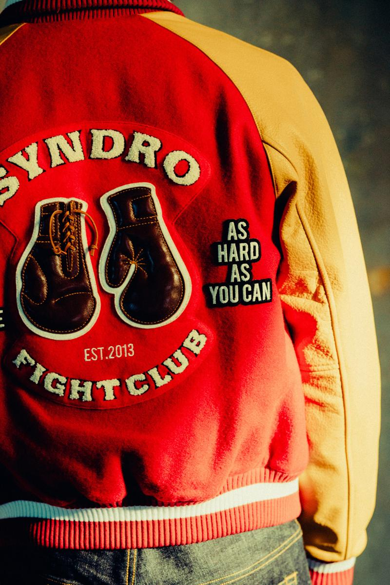 SYNDRO Fall/Winter 2019 'Fight Club' Collection fw19 project mayhem lookbook china release date info clothing