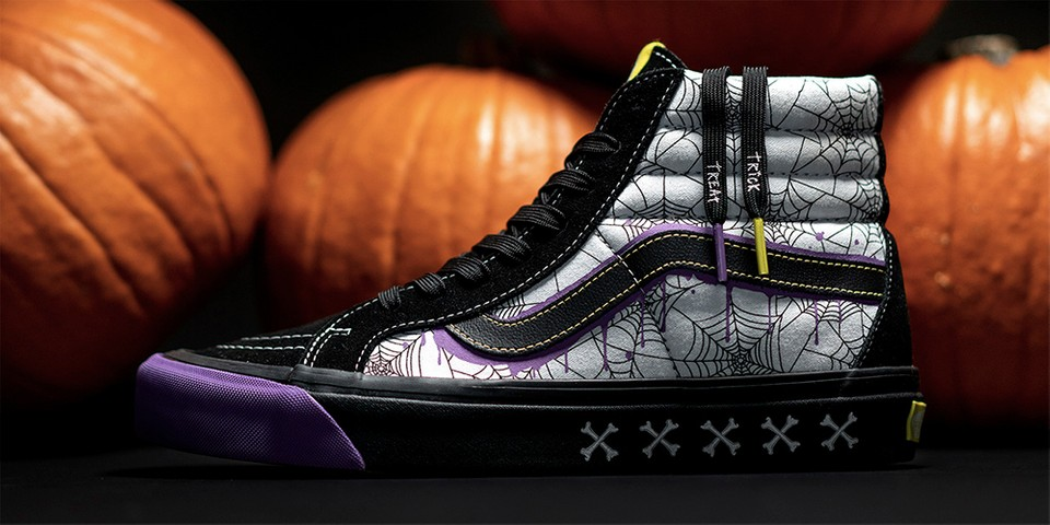 Here Are The Ten Best Sneakers to Wear This Halloween