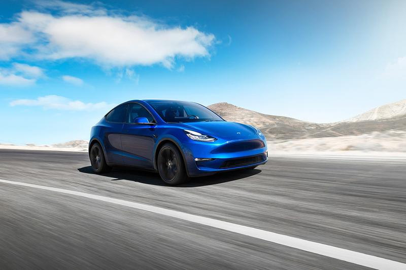 Tesla Model Y Schedule Release Date Information Automotive EV News Elon Musk Electric SUV Car 2020 Summer Gigafactory Shanghai Semi Truck