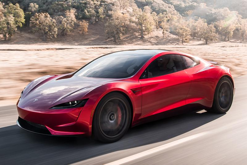 "Tesla Roadster ""Even Better"" Than Original Prototype chief designer Franz von Holzhausen 'Ride the Lightning' Podcast Announcement Elon Musk Hypercar Supercar EV Electric 250 MPH 1.9 seconds 0-60"