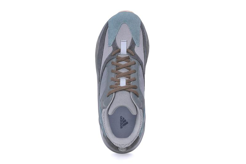 """adidas YEEZY BOOST 700 """"Teal Blue"""" sneaker where to buy price release 2019"""