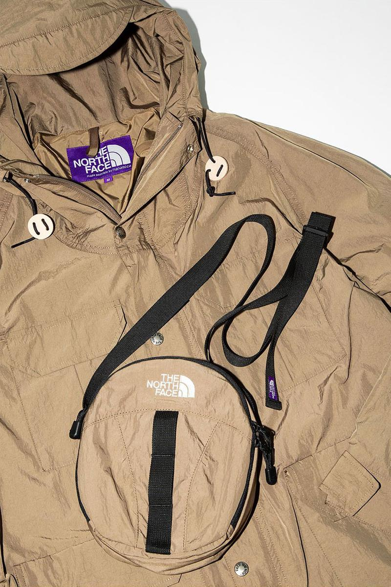 BEAUTY & YOUTH Arrows United The North Face Purple Label