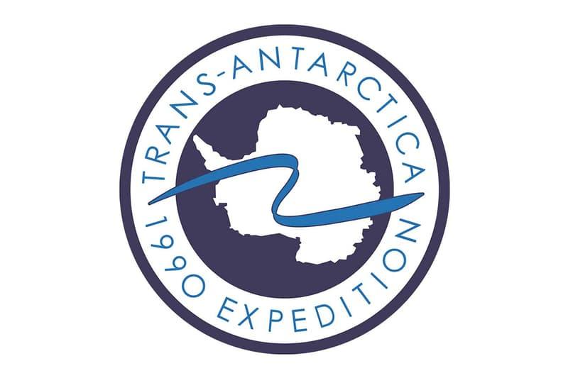 "The North Face Trans Antarctic"" Capsule dogsledding crossing 1990 gore tex japan 6 expedition 42 dogs Shinzo Funatsu 6400 km international"