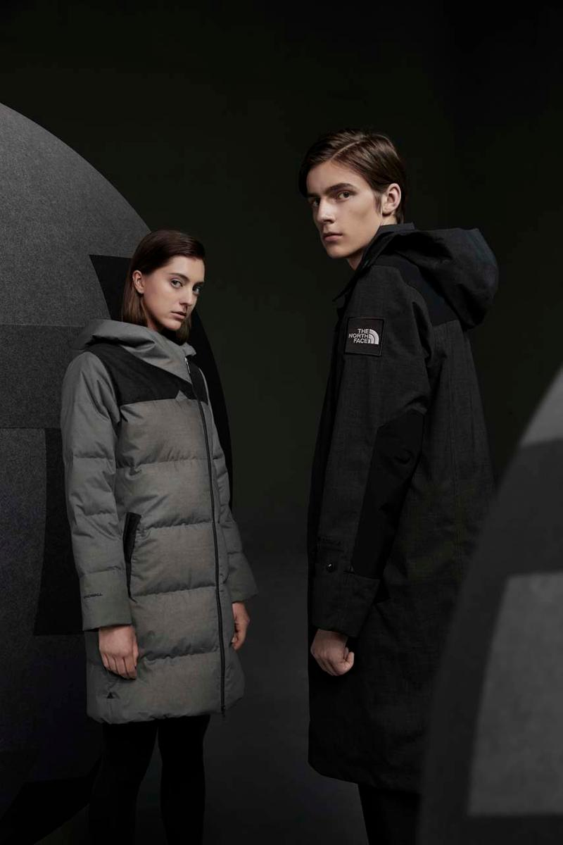 The North Face Urban Exploration FW19 Collection lookbooks fall winter 2019 release date info kuraishi kazuki nuptse steep tech wool november october december 21 4 18 2 web store buy
