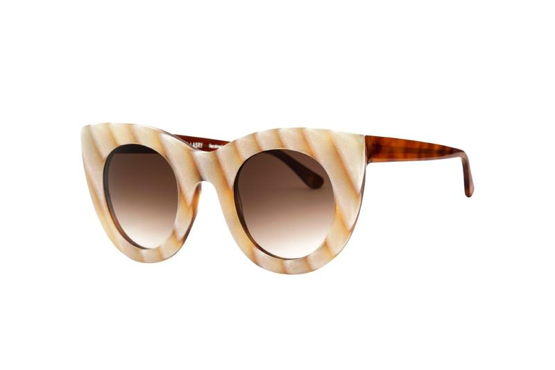 Barbie Thierry Lasry Sunglasses Collection Galaxy Glamy Rectangular Cat-eye Frames