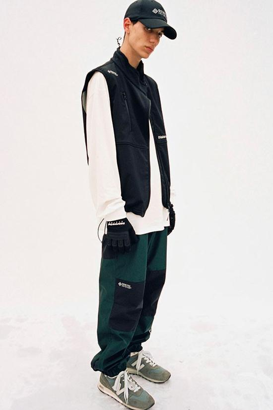 thisisneverthat Fall Winter 2019 GORE TEX Collection outdoor iNFINIUM padded fleece technical hi tech textiles lookbook functional streetwear