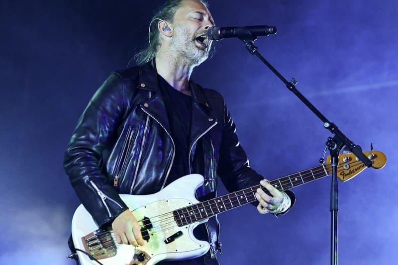 Thom Yorke 2020 Solo Tour Dates radiohead anima albums Nigel Godrich North America Europe Tarik Barri frontman singer songwriter