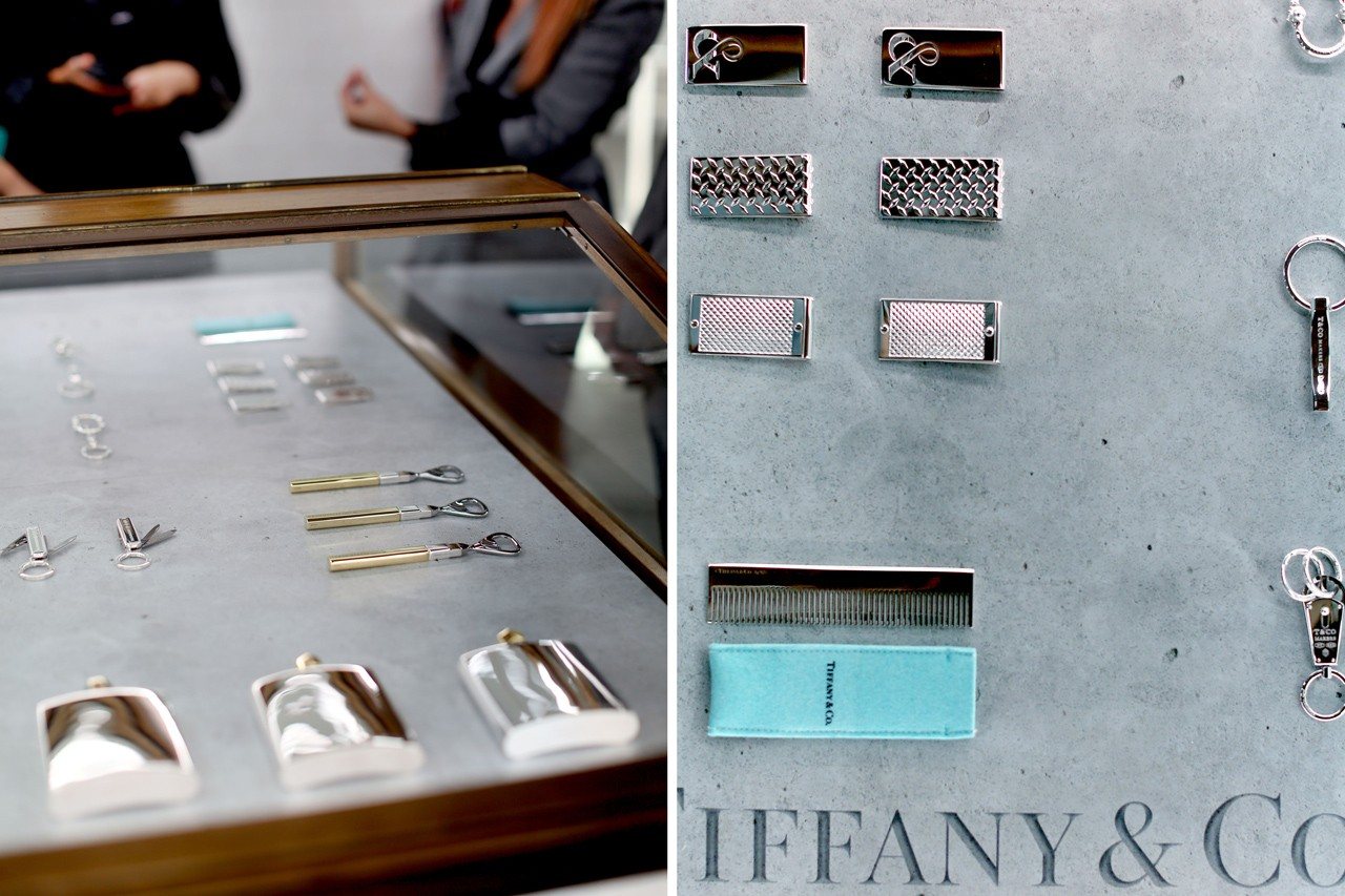 tiffany & co mens jewelry collection launch fall 2019 dover street market la collaboration exclusive los angeles ring diamond point silver gold chains necklaces id bracelets signet rings reed krakoff interview chief artistic officer