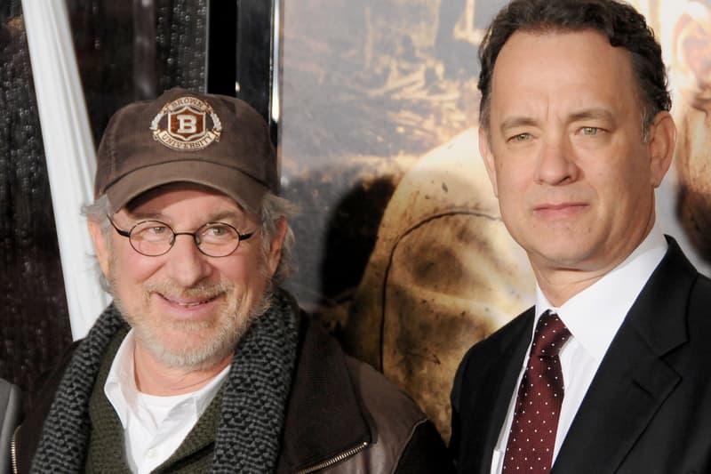 Tom Hanks Steven Spielberg World War II Apple TV+