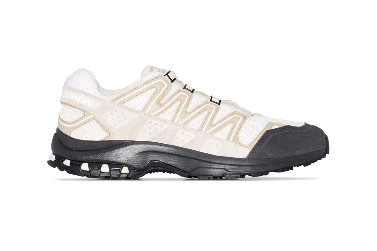 Top Ten Best Vis-Tech Sneakers For Fall/Winter 2019 Round Up Visible Technology Chunky Trainers BOOST Self Lacing All Terrain Rugged Walking HYPEBEAST What to Buy Guide Footwear Kicks Salomon S Lab XA-COMP ADV ASICS GEL-Kinsei OG Li-Ning Arc Ace Nike Adapt Huarache Matthew M. Williams x Nike Free TR 3 Nike Shox TL Adidas Y-3 FYW S-97 Nike ACG React Terra Gobe New Balance MSCRC Adidas Originals ZX 4000 4D