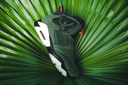 "A Closer Look at Travis Scott's Air Jordan 6 ""Cactus Jack"" Collaboration"