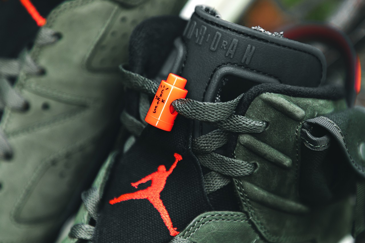 Travis Scott x Air Jordan 6 \