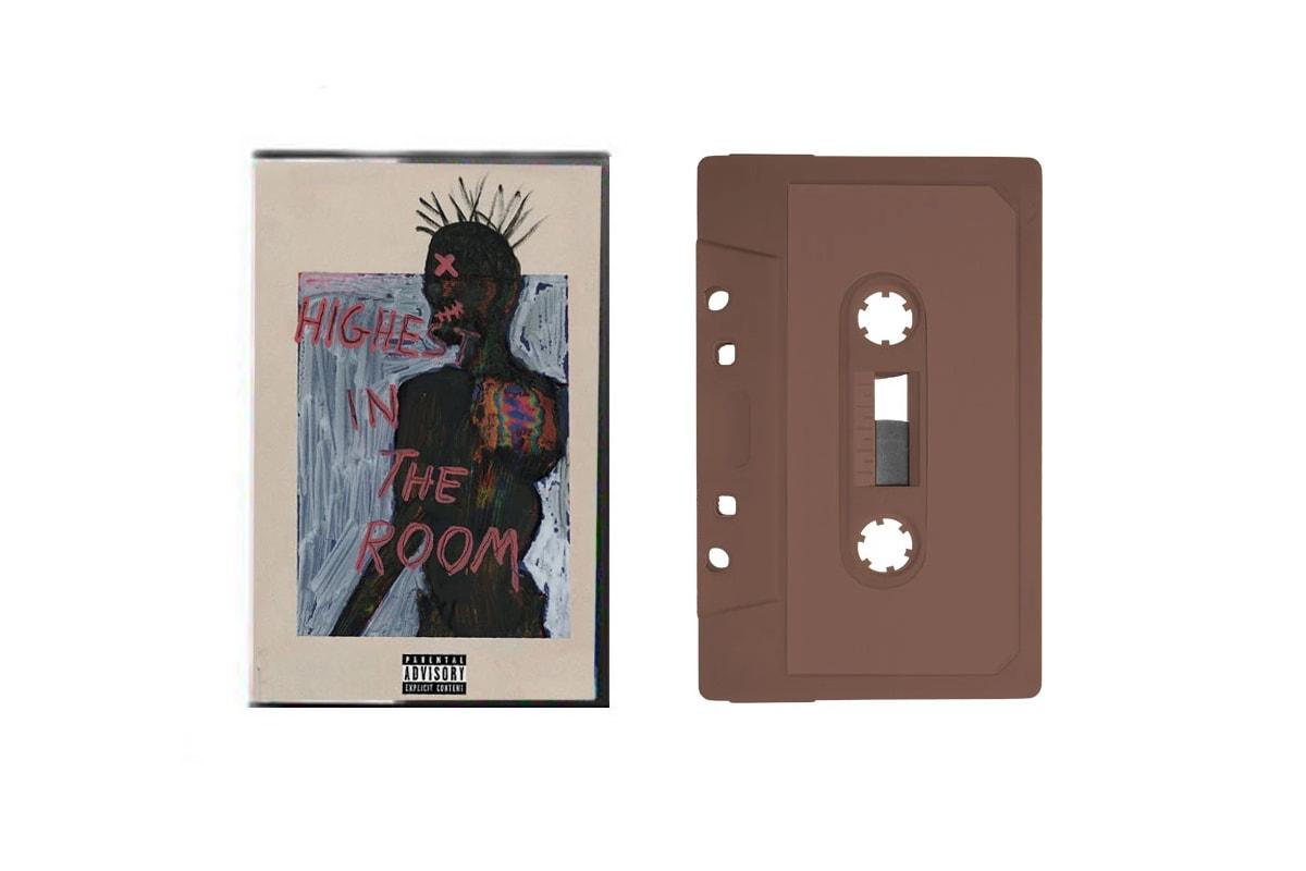 Travis Scott Highest in the Room Single Stream New Track Song 2019 Release info Date Kylie Jenner Tyga Listen Free Merch T shirt Vinyl CD Cassette