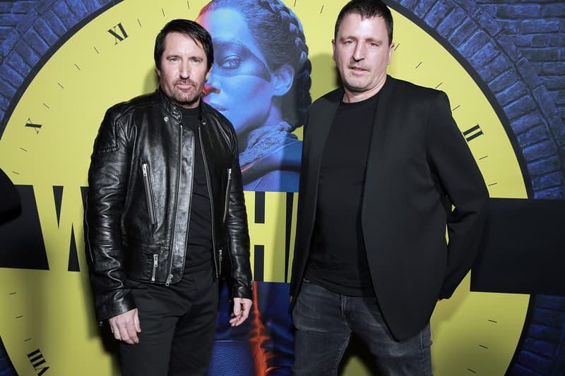 Trent Reznor & Atticus Ross Announce 3 'Watchmen' Albums soundtracks HBO tv show series superheroes villains score NIN nine inch nails