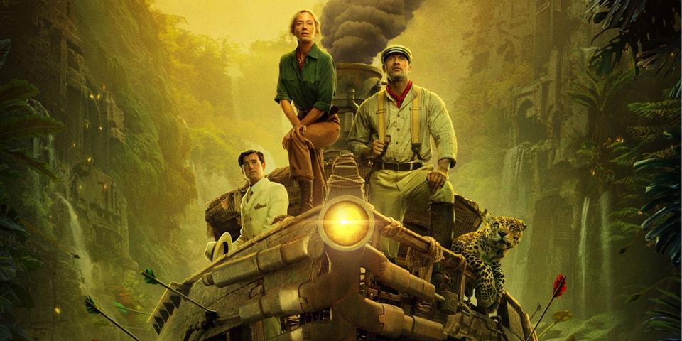 Dwayne Johnson & Emily Blunt Take Fans on a Wild Ride in Disney's 'Jungle Cruise'